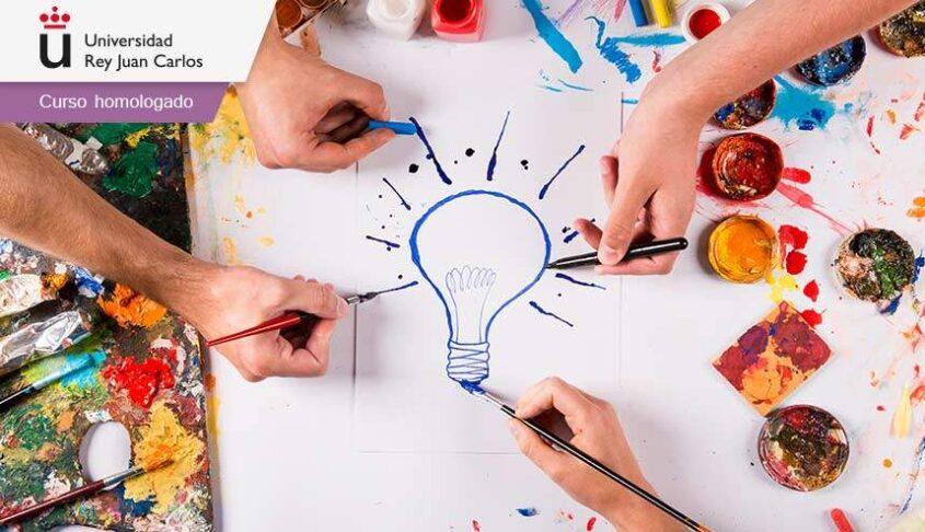 Curso de la Universidad Rey Juan Carlos sobre la inteligencia creativa como factor