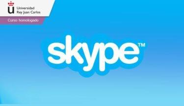 Curso online homologado por la URJC sobre Skype y los archivos en la nube