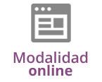 Cursos homologados modalidad online