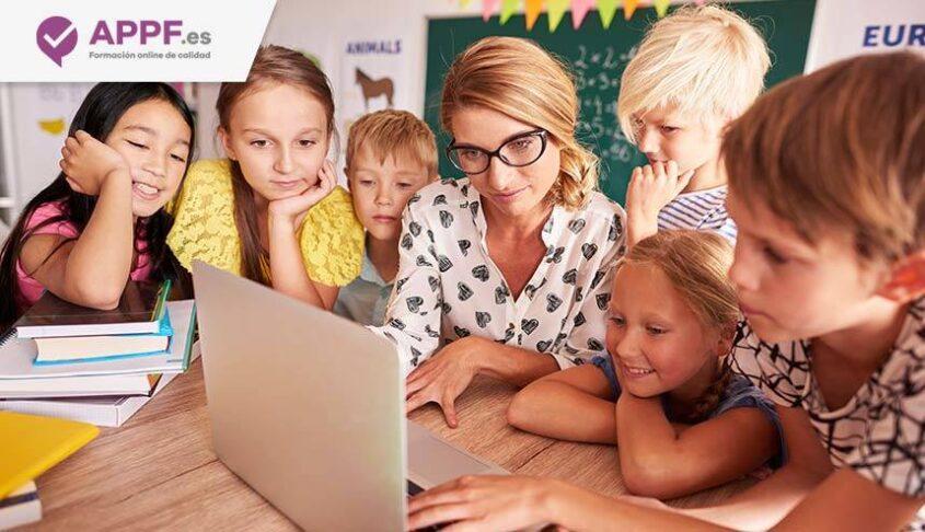 Formación online educación : nuevas tecnologías aplicadas a la edudación infantil