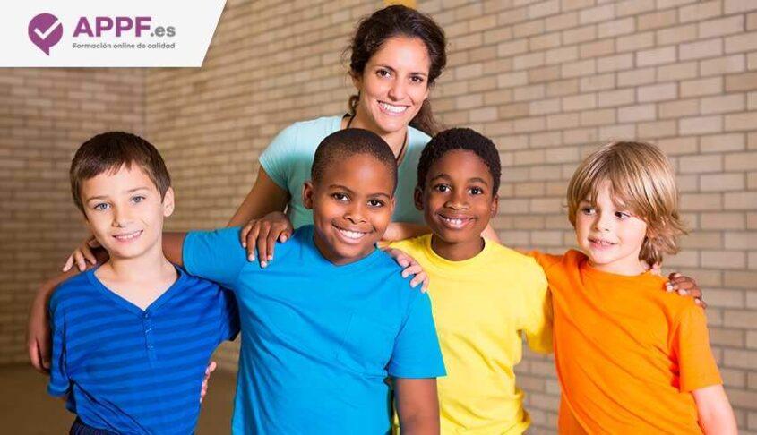 Curso homologado para maestros de recursos psicopedagógicos para una educación intercultural