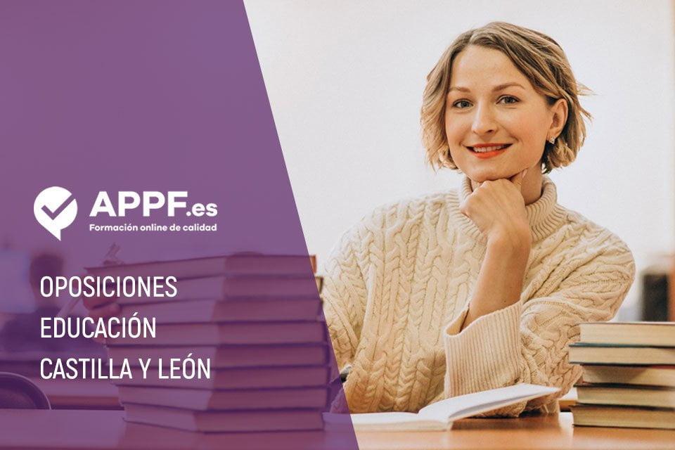 Oposiciones Educación Castilla y León