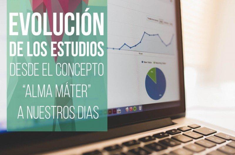 Alma Máter Y La Evolución Hasta Nuestros Días Blog Appf