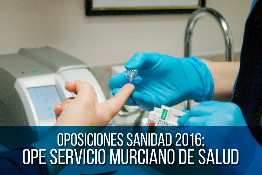 oposiciones-sanidad-murcia-2016