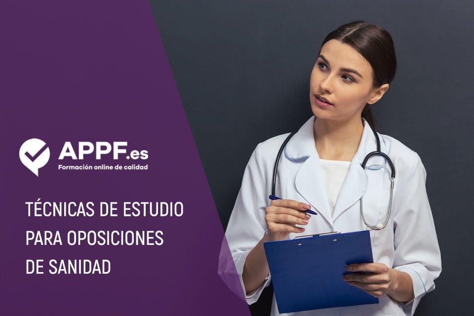Cursos acreditados para oposiciones de sanidad en España