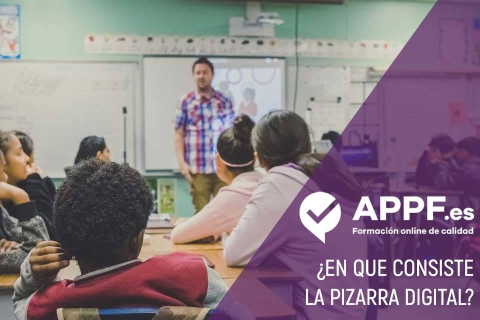 Pizarra digital | Curos homologados para oposiciones en educación