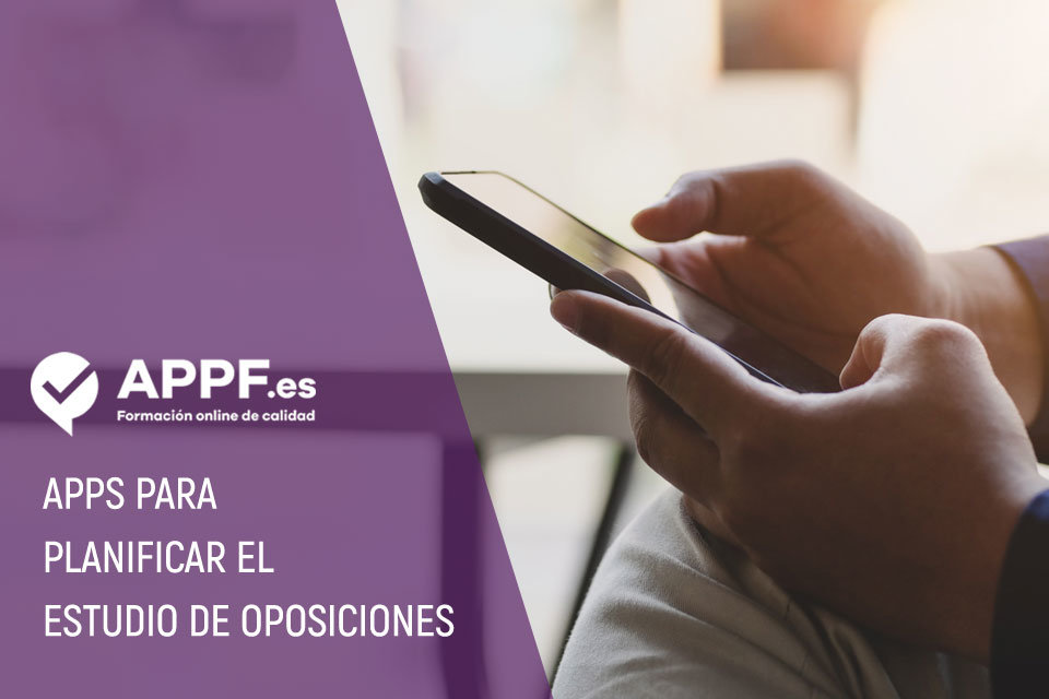 Recursos para oposiciones | Apps