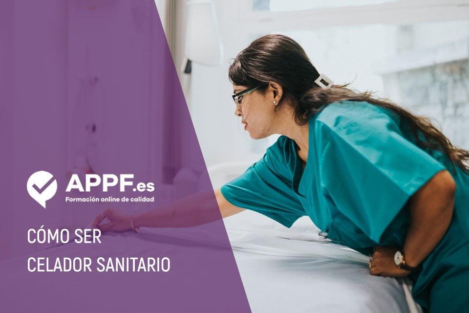 Como ser celador sanitario Appf