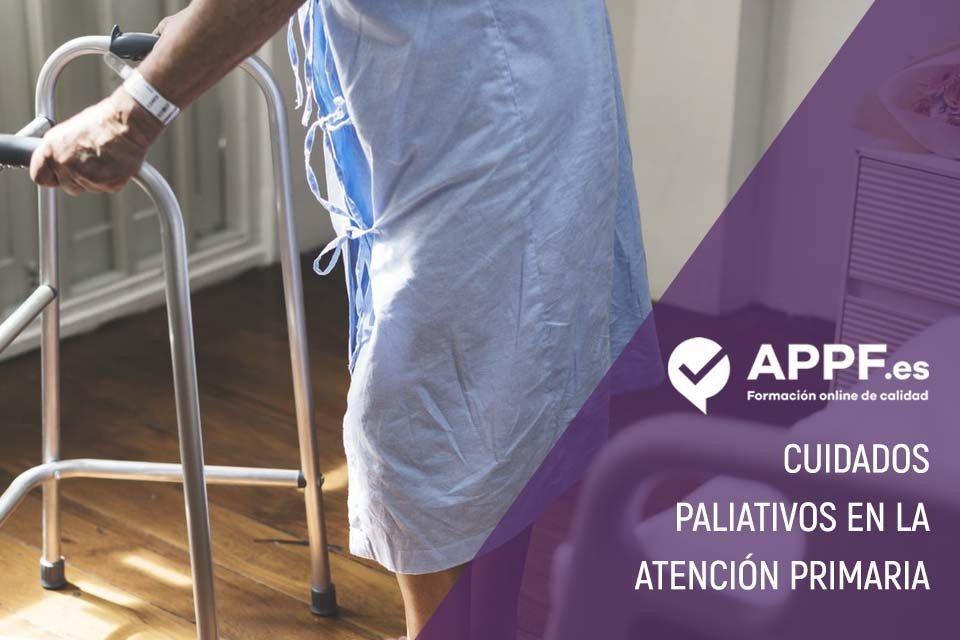 cuidados paliativos atención primaria