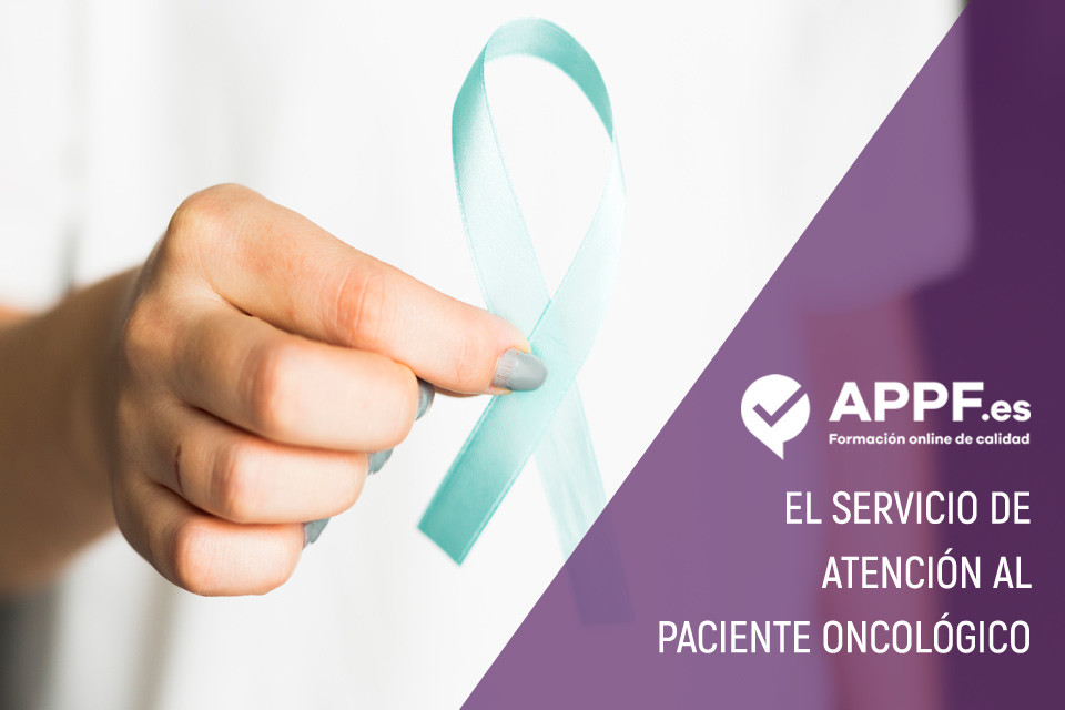 atención paciente oncológico