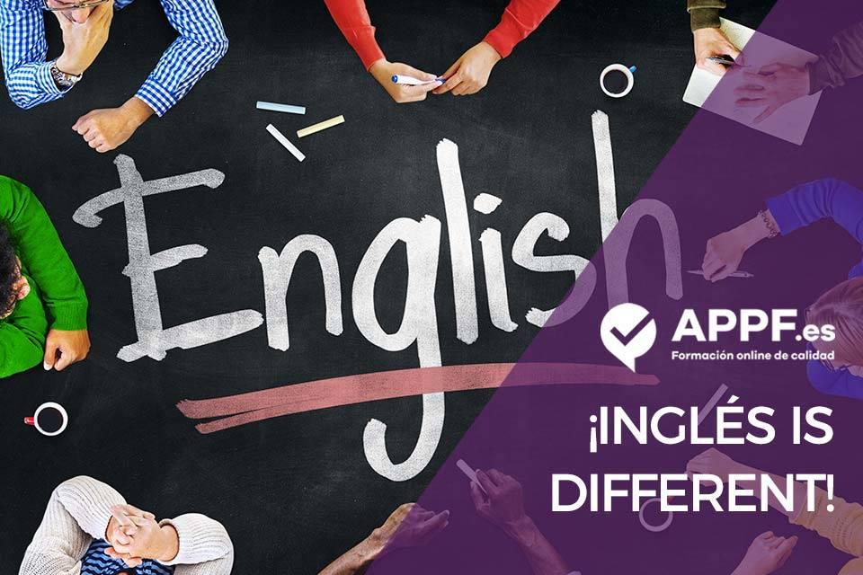 Aprender inglés con APPF