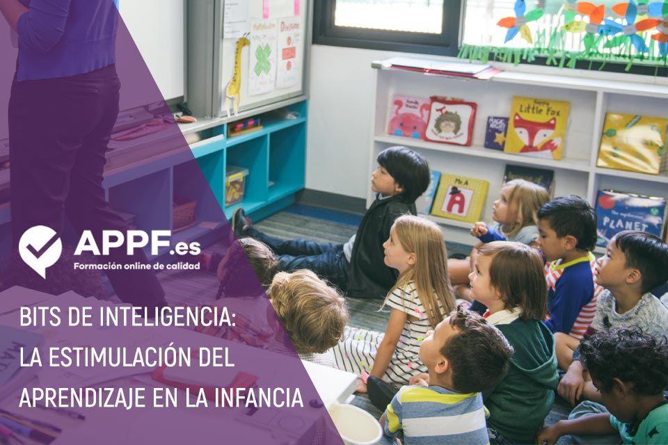 Bits de Inteligencia: Estimulación del aprendizaje en la infancia | Blog maestros APPF