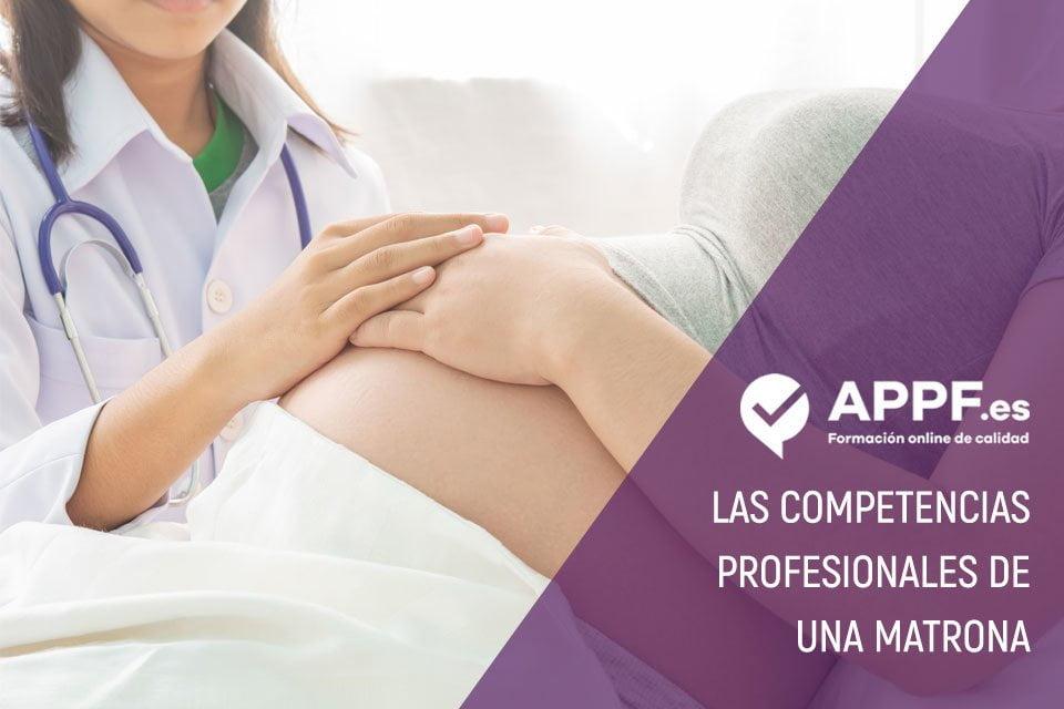 Competencias profesionales de una matrona | Blog oposiciones sanidad