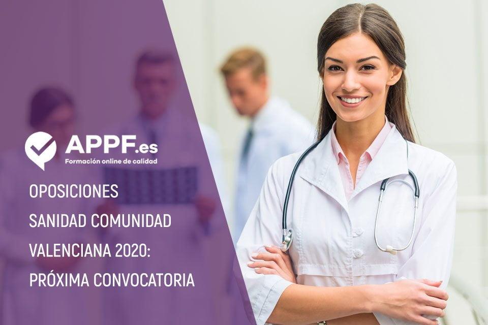 Oposiciones Sanidad Comunidad Valenciana: Próxima convocatoria de 15.000 plazas