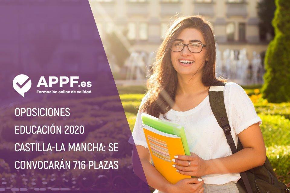 Oposiciones Educación Castilla-La Mancha 2020: se convocarán 716 plazas