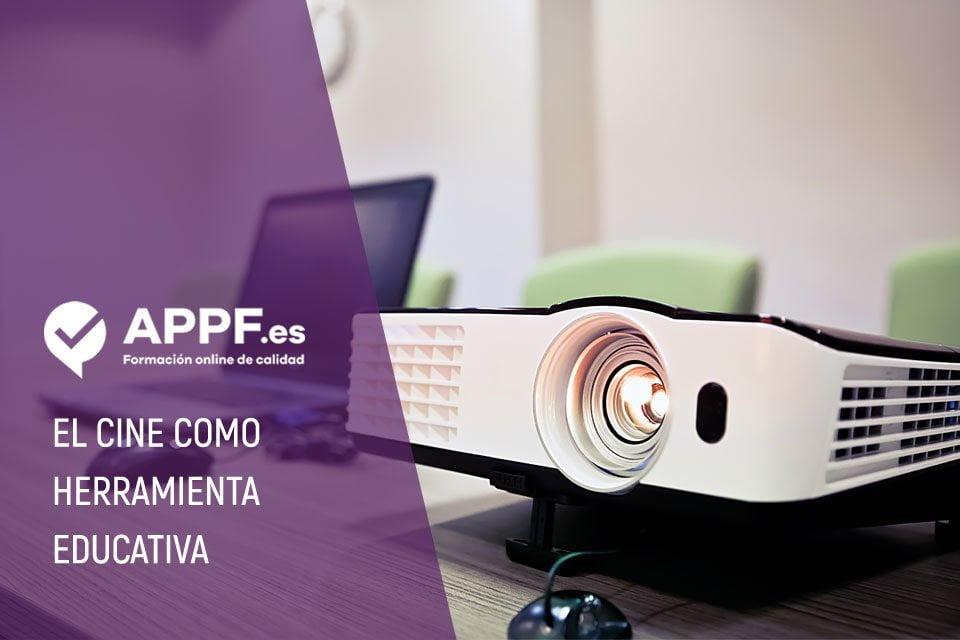 El cine como herramienta educativa   Blog educación APPF.es